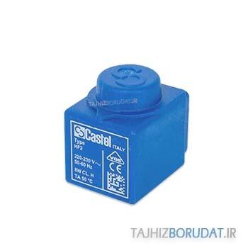 بوبین شیر برقی کستل مدل HF2