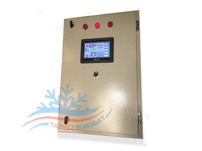 تابلو برق PLC قدرت 10 اسب بخار
