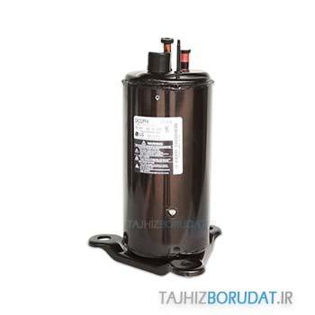 کمپرسور روتاری ال جی ظرفیت 18000 مدل QP325 مبرد R22